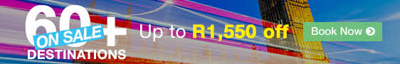 Emirates Sale - R1550 Off - South Africa