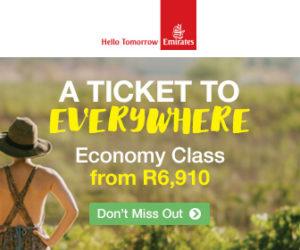 Emirates Ocotober Sale