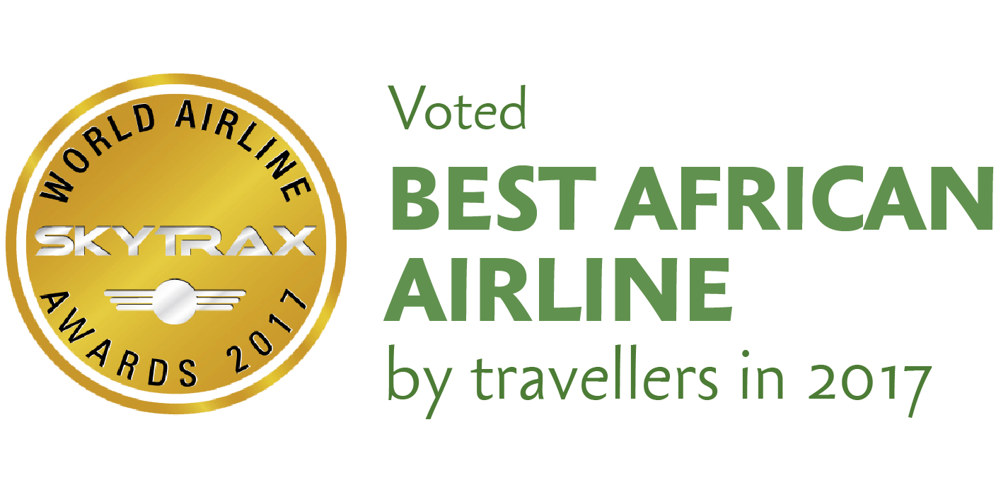 Ethiopian Airlines - Voted Best African Airline