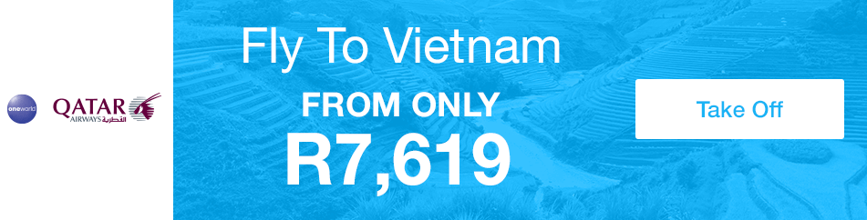 Book Cheap Flights to Vietnam