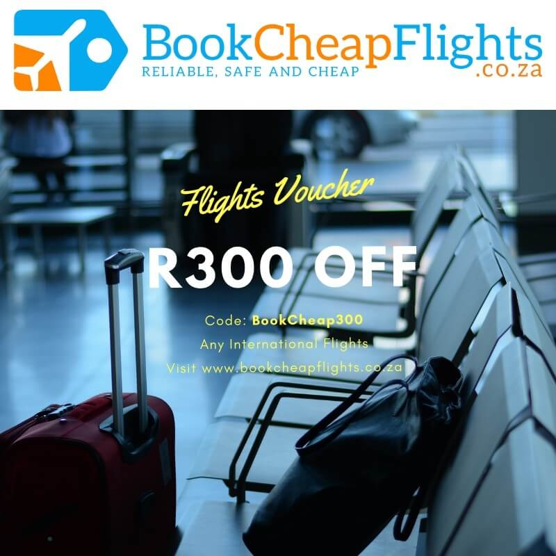 R300 International Flights Voucher