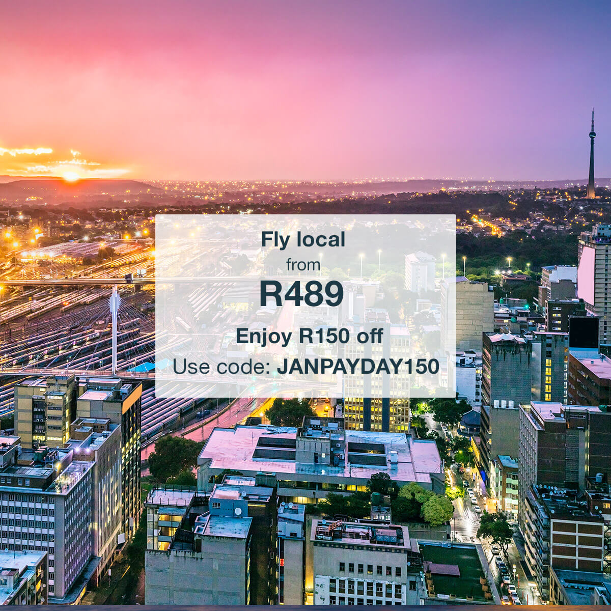 Fly Local from R489